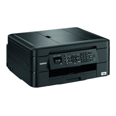 Brother MFC-J485DW MFC-J485DW - Multifunction printer - color - ink-jet - Legal (8.5 in x 14 in) (original) - A4/Legal (media) - up to 6 ppm (copying) - up to 1