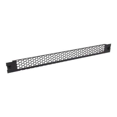 StarTech.com RKPNLTL1UV Vented Blank Panel for Server Racks - 1U