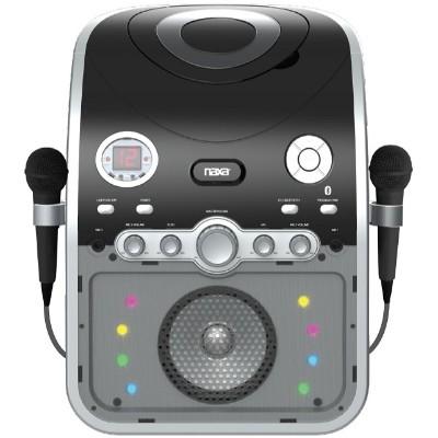 Naxa Electronics NKM-100 Karaoke Party System with Bluetooth