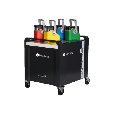 Lock'n'Charge L843224 Carrier 40 - Cart (charge only) for 40 tablets / notebooks - lockable