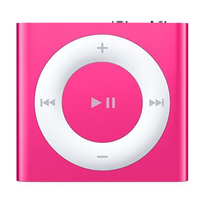 Apple MKM72LL/A iPod shuffle 2GB Pink (4th Generation)