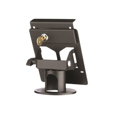 MMF Industries MMFPSL9504 Triple Security - POS terminal holder - black - for VeriFone MX 915