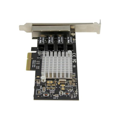 Click here for 4 Port PCI Express Gigabit Ethernet Network Card -... prices