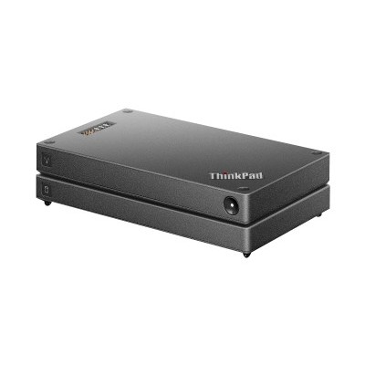 Lenovo 4XH0H34184 ThinkPad Stack Wireless Router/1TB Hard Drive kit - Wireless router - 802.11a/b/g/n/ac - Dual Band - for S510  ThinkCentre M700  M900  X1  Thi