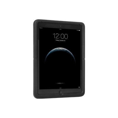 Kensington K67738WW SecureBack Rugged Enclosure - Back cover for tablet - black - for Apple 9.7-inch iPad  iPad Air  iPad Air 2 13595057