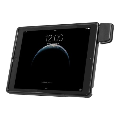 Kensington K67737WW SecureBack Payments Enclosure - Back cover for tablet - black - for Apple 9.7-inch iPad  iPad Air  iPad Air 2 13595060