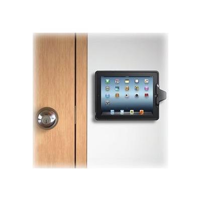 Kensington K67772WW SecureBack Enclosure - Back cover for tablet - black - for Apple 9.7-inch iPad  iPad Air  iPad Air 2 13595063