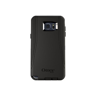 Otterbox 77-52045 Defender Series - Back cover for cell phone - polycarbonate  synthetic rubber - black - for Samsung Galaxy Note5