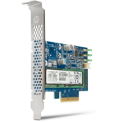 HP Inc. M1F73AT Smart Buy Z Turbo Drive 256GB PCIe Solid State Drive