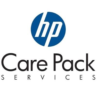Hewlett Packard Enterprise U2UT3PE 1-year Post Warranty 24x7 DL370 G6 Foundation Care Service