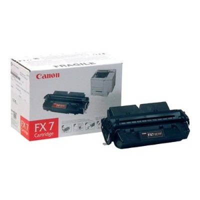 Canon 7621A001AA FX 7 - Toner cartridge - 1 x black - 4500 pages