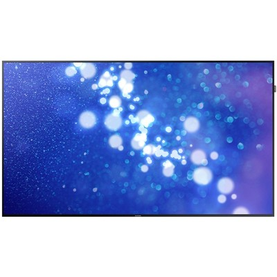 Samsung DM75E 75 1080p Slim Direct-Lit LED Display for Business