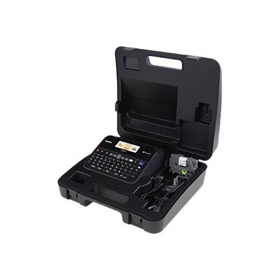 Brother CCD600 CCD600 - Printer carrying case - for P-Touch PT-D600  PT-D600VP
