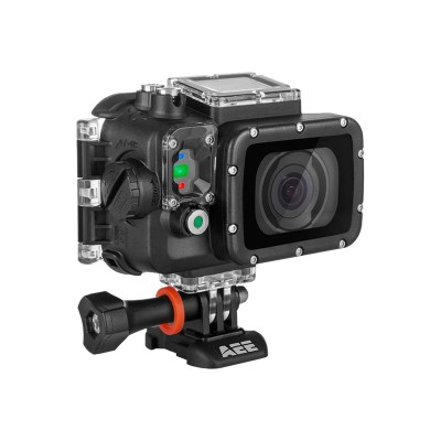 AEE Technology S60 PLUS S60 Plus MagiCam - Action camera - mountable - 1080p / 60 fps - 16.0 MP - Wi-Fi - underwater up to 131.2 ft