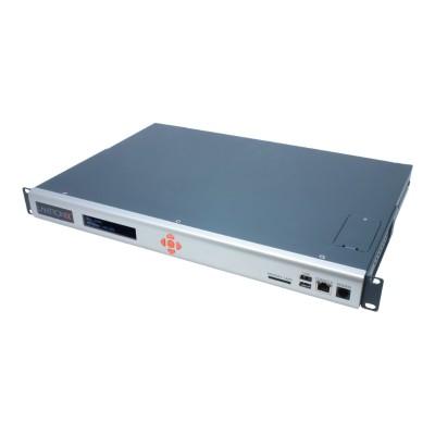 Lantronix SLC81161201S SLC 8000 - Console server - 16 ports - 100Mb LAN  RS-232 - 1U - rack-mountable