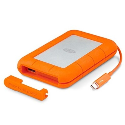 LaCie LAC9000490 250GB RUGGED TBOLT USB 3.0 SSD
