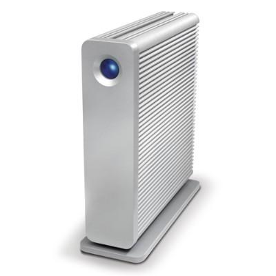 LaCie LAC301549U d2 Quadra USB 3.0 3TB USB 3.0 / 2 x Firewire800 / eSATA 3.5 External Hard Drive Silver