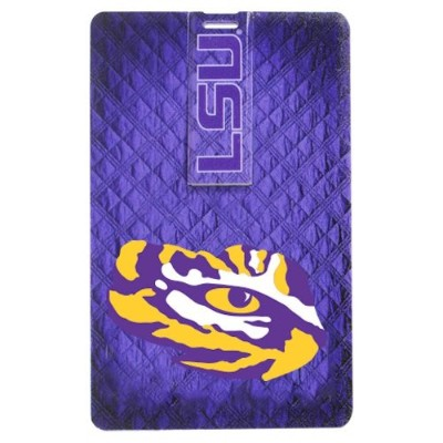 US Digital Media C1031Q 8GB Louisiana State University Tigers iCard USB Drive