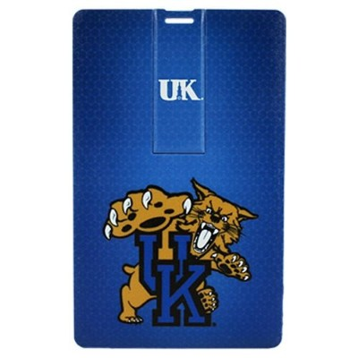 US Digital Media C1A31Q 8GB University of Kentucky Wildcats iCard USB Drive