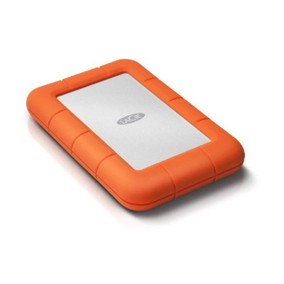 LaCie LAC301558 Rugged Mini 1TB USB 3.0 Portable External Hard Drive