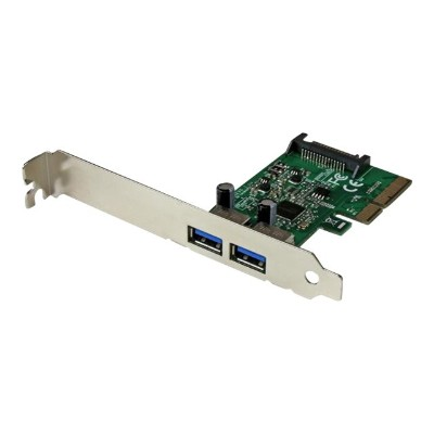 Click here for 2 Port USB 3.1 Gen 2 (10Gbps) Card - 2x USB-A - PC... prices