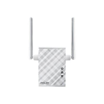 ASUS RP-N12 RP-N12 - Wi-Fi range extender - 802.11b/g/n - 2.4 GHz - in wall