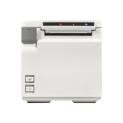 Epson C31CE74021 TM m10 - Receipt printer - thermal line - Roll (2.3 in) - 203 dpi - up to 354.3 inch/min - USB  LAN
