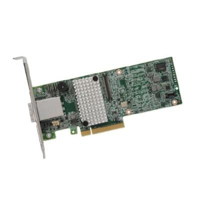 LSI Logic 05-25528-04 MegaRAID SAS 9380-8e 12Gb/s PCI Express SATA+SAS RAID Controller Card