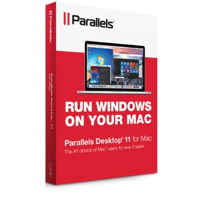 Parallels PDFM11L-BX1-NA Desktop 11 - Run Windows On Your Mac - With Windows 10 & Cortana Support