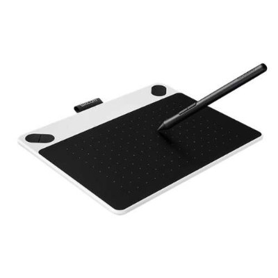 Wacom CTL490DW Intuos Draw Pen Tablet - Your first sketch worth framing