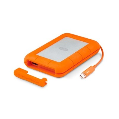 LaCie LAC9000602 1TB Rugged Thunderbolt and USB 3.0