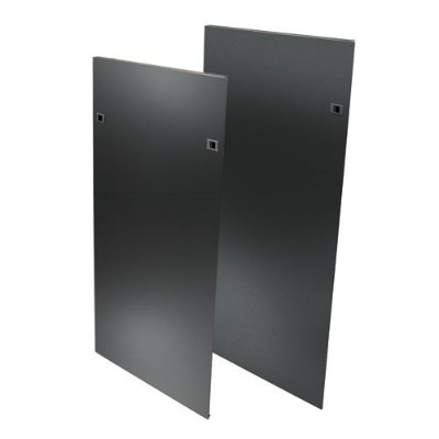 TrippLite SR50SIDE4PHD Heavy Duty Side Panel for 50UB Rack Enclosure with Key Lock Latch