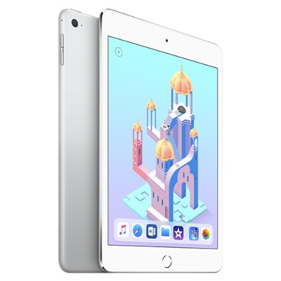 Apple MK9P2LL/A iPad Mini 4 Wi-Fi - Tablet - 128 GB - 7.9 IPS (2048 x 1536) - Silver 13630650