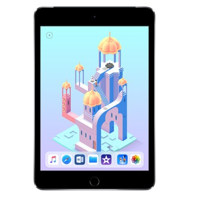 Apple MK8D2LL/A iPad mini 4 Wi-Fi + Cellular - Tablet - 128 GB - 7.9 IPS (2048 x 1536) - 4G - space gray 13630662