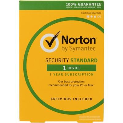 Symantec 21353868 NORTON SECURITY STD 3.0 EN 1U