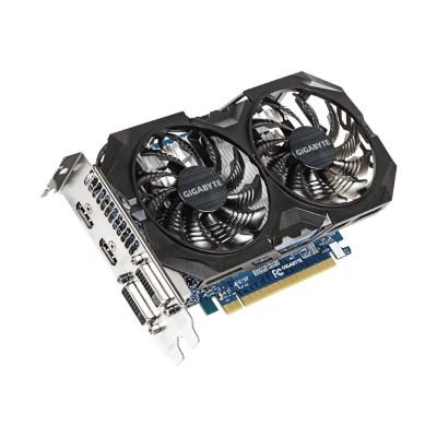 GIGA-BYTE Technology GV-N75TWF2OC-4GI GV-N75TWF2OC-4GI - OC Edition - graphics card - GF GTX 750 Ti - 4 GB GDDR5 - PCIe 3.0 x16 - 2 x DVI  2 x HDMI