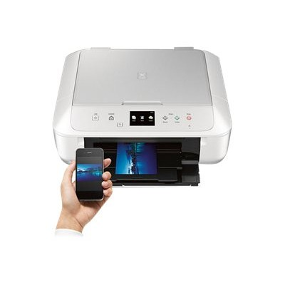 Canon 0519C022 PIXMA MG6820 - Multifunction printer - color - ink-jet - 8.5 in x 11.7 in (original) - Legal (media) - up to 15 ipm (printing) - USB 2.0  Wi-Fi(n