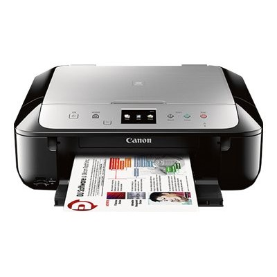 Canon 0519C042 PIXMA MG6821 - Multifunction printer - color - ink-jet - 8.5 in x 11.7 in (original) - Legal (media) - up to 15 ipm (printing) - USB 2.0  Wi-Fi(n