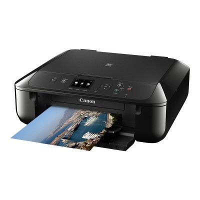 Canon 0557C002 PIXMA MG5720 - Multifunction printer - color - ink-jet - 8.5 in x 11.7 in (original) - Legal (media) - up to 12.6 ipm (printing) - USB 2.0  Wi-Fi