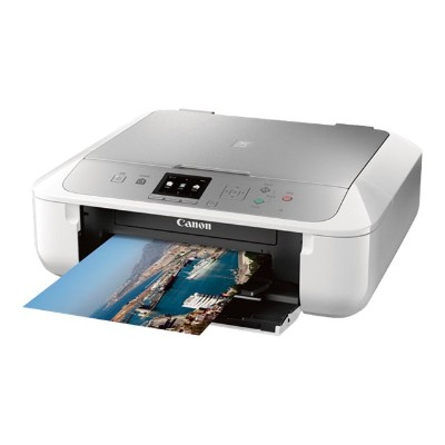 Canon 0557C062 PIXMA MG5722 - Multifunction printer - color - ink-jet - 8.5 in x 11.7 in (original) - Legal (media) - up to 12.6 ipm (printing) - USB 2.0  Wi-Fi