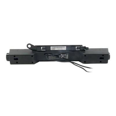 Dell AX510 AX510 Sound Bar - Speakers - for PC - 10 Watt (total) - black - for Professional P1911  P2011  P2211  P2311  P2411  UltraSharp 17XX  U2211  U2311  U3