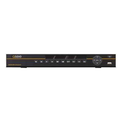Q-See QC838-3 Q-See QC838 - Standalone NVR - 8 channels 3 TB