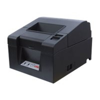 Oki 92308101 PT341 - Receipt printer - thermal paper - Roll (3.15 in) - 203 dpi - up to 708.7 inch/min - USB 2.0  LAN  serial - partial-cut cutter