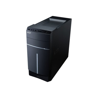 Acer DT.SRQAA.057 Aspire TC-605_W - Tower - 1 x Core i3 4160 / 3.6 GHz - RAM 6 GB - HDD 1 TB - DVD SuperMulti - HD Graphics 4400 - GigE - WLAN: Bluetooth  802.1