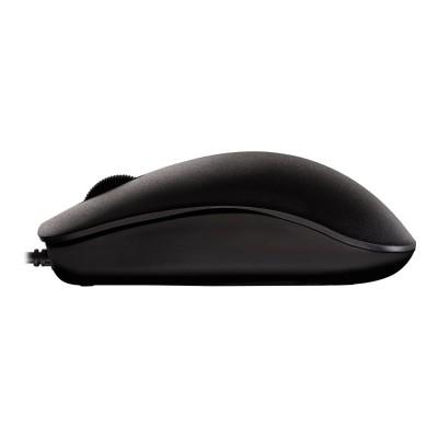Cherry JD-0800EU-2 DC 2000 - Keyboard and mouse set - USB - English - US - black