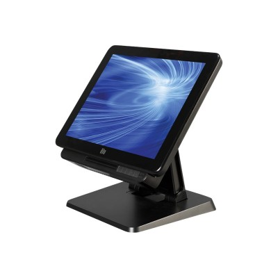ELO Touch Solutions E414144 Touchcomputer X3-17 - All-in-one - 1 x Core i3 4350T / 3.1 GHz - RAM 4 GB - SSD 128 GB - HD Graphics 4600 - GigE - WLAN: 802.11b/g/n