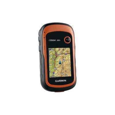 Garmin International 010-01508-00 eTrex 20x - GPS/GLONASS navigator - hiking 2.2 in