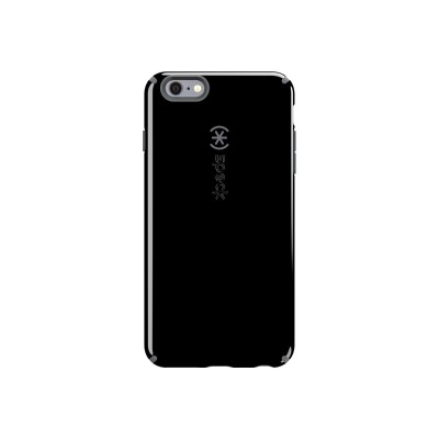 Speck Products 73427-B565 CandyShell iPhone 6s Plus - Back cover for cell phone - polycarbonate  TPE - black  slate gray - for Apple iPhone 6 Plus  6s Plus