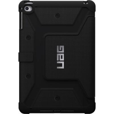 Urban Armor Gear UAG-IPDM4-BLK-VP Folio Case for iPad mini 4/mini 4 Retina - Black