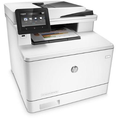 HP Inc. CF378A#BGJ Color LaserJet Pro MFP M477fdn Printer